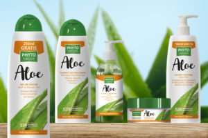 Diferentes adaptaciones del packaging Phyto Nature
