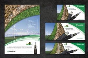 La presentación de productos General Cable en diferentes formatos requiere de una adaptación coherente